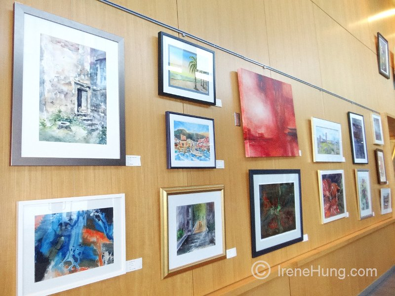 Art Show - Bayview Watercolour Society Impression 2015