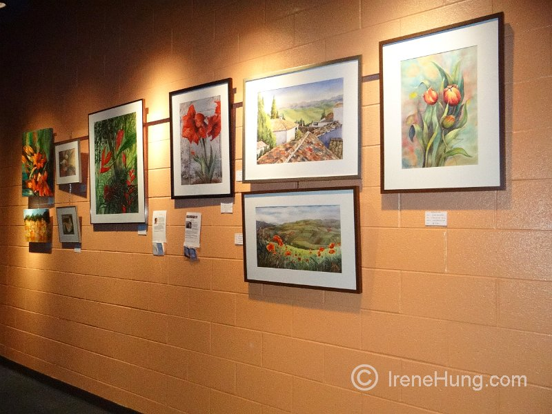Art Show at City Playhouse Theartre