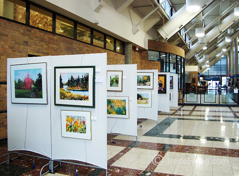 WGA Juried Show North York Civic Centre